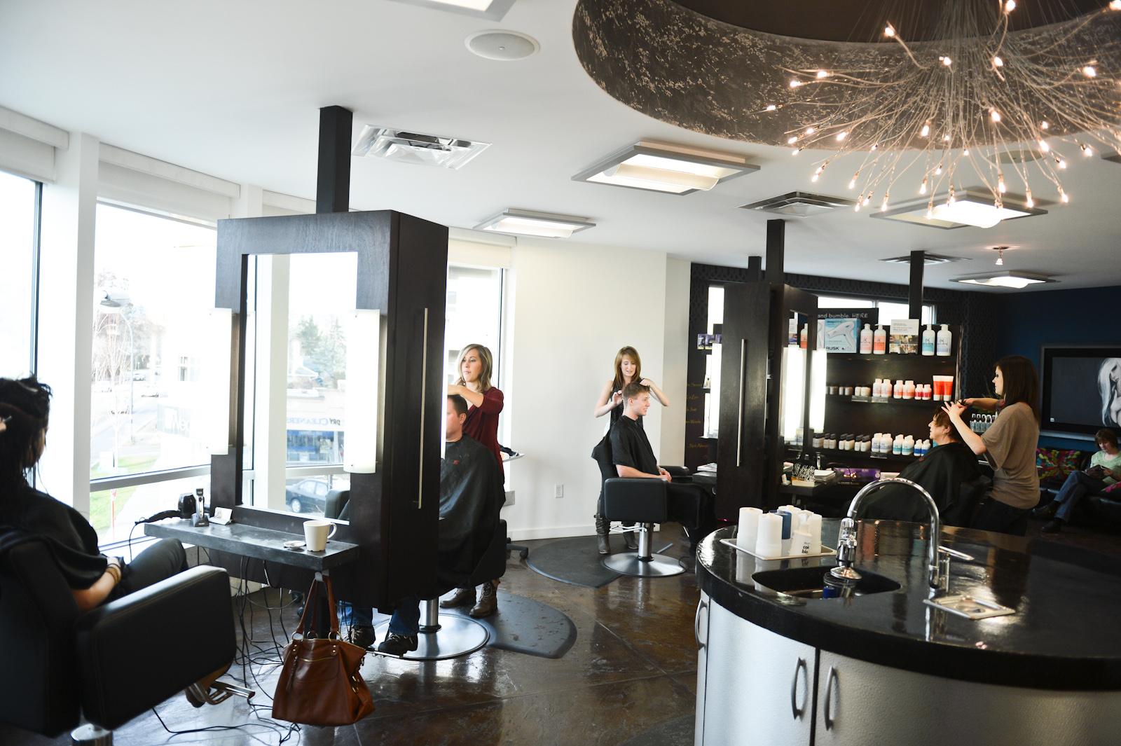 Fringe: Hair Salon Kelowna