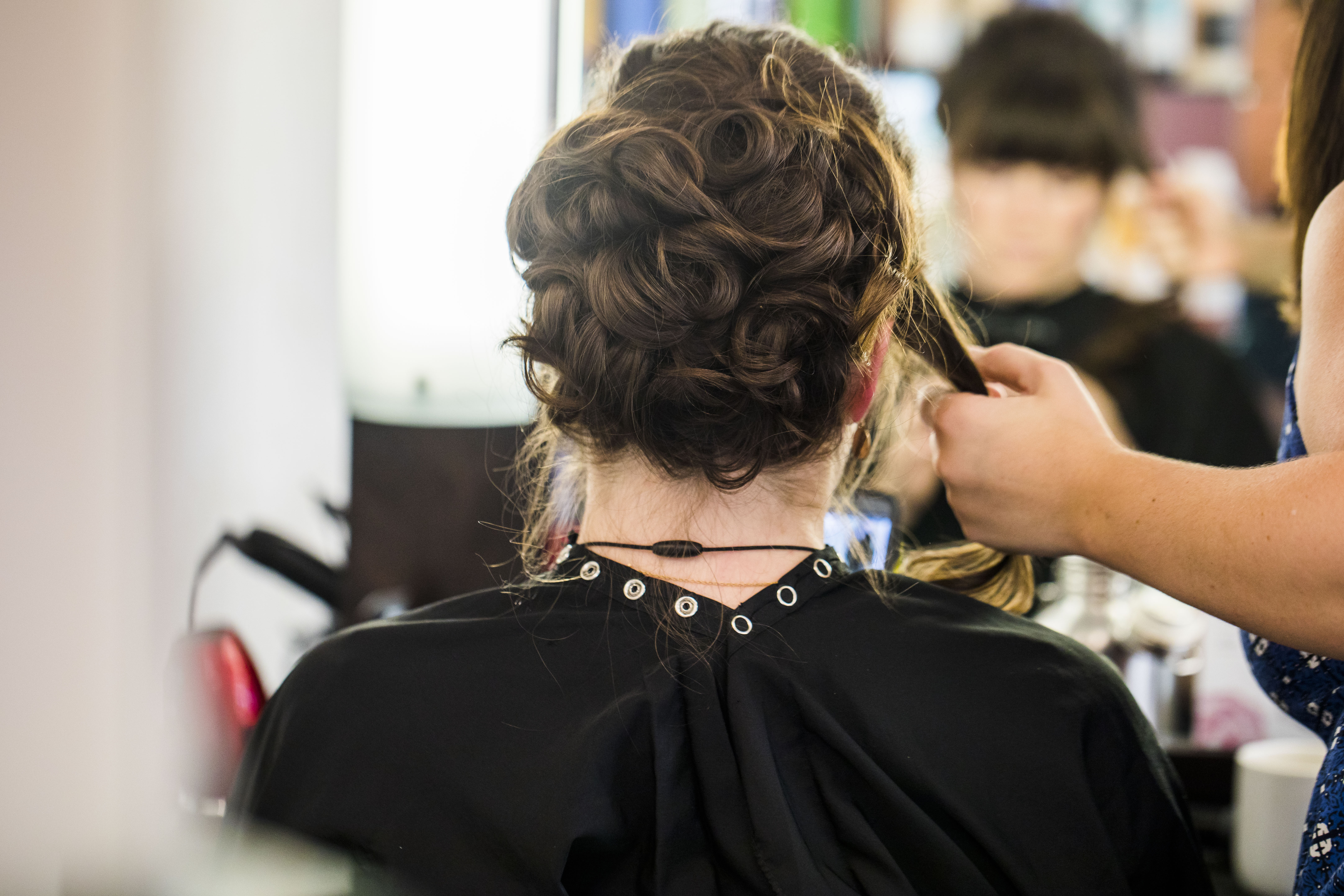 Hair by Liz, Photography by Jordana Dickson